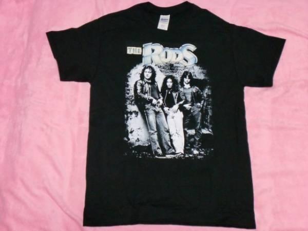THE RODS ザ・ロッズ Tシャツ M バンドT ロックT Y&T Riot