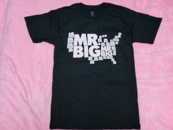 MR.BIG ミスター ビッグ Tシャツ S バンドT ロックT ツアーT
