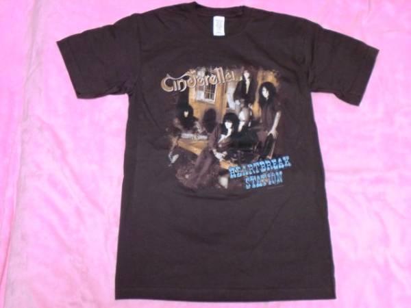 CINDERELLA シンデレラ Tシャツ S バンドT ロックT Ratt Dokken