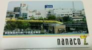 ドクターイエロー nanaco 1000円入金済み 新幹線発祥地の鴨宮
