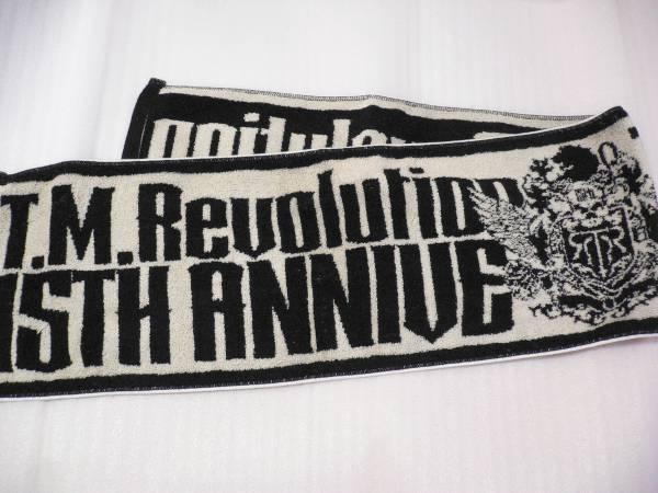 T.M.Revolution 15th Anniversary FINAL マフラータオル