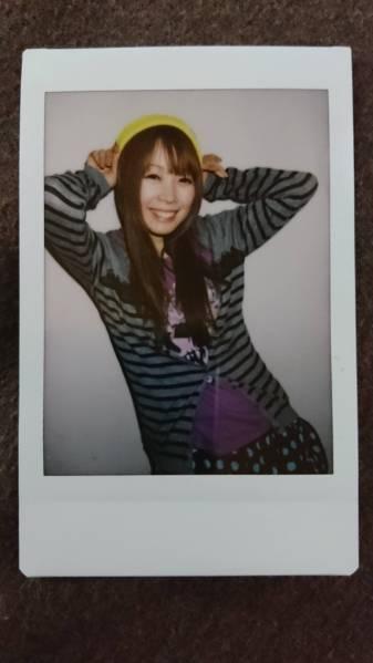 でんぱ組.inc × スピンズコラボ ニット帽 + 成瀬瑛美 チェキ