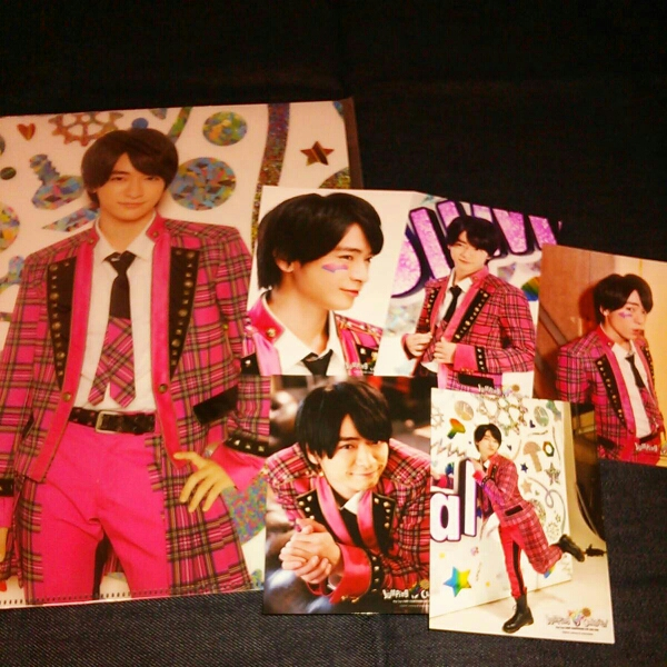 Hey!Say!JUMP 知念侑李 ファイル 写真 jumping COUNT DOWN