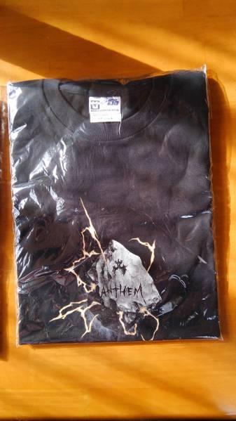 アンセム☆2004、2005年プロローグ1&3記念Tシャツ☆送料込み