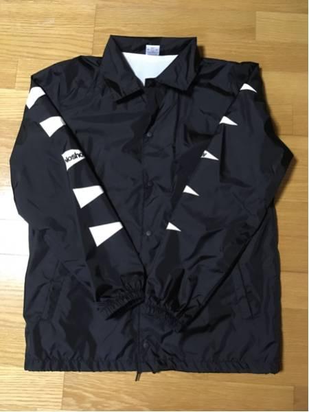 【新品】Noshow 裏地付きコーチジャケット Mサイズ