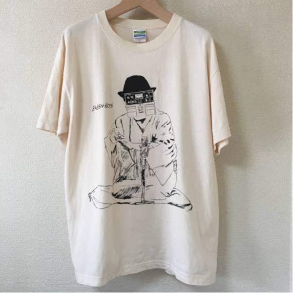 ZAZEN BOYS ザゼンボーイズ ディレイマン Tシャツ L 向井秀徳