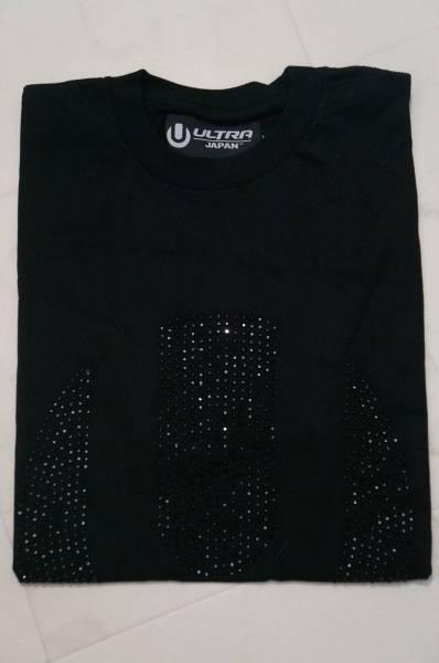【値下げ交渉あり】新品袋入ウルトラジャパンラインストーンTシャツ黒