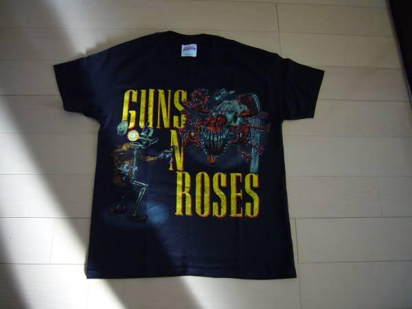 GUNSN'ROSES 発禁ジャケTシャツ ガンズ&ローゼス新品 ②