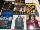 ロッキンオンジャパン CD付 バンプオブチキン 7冊