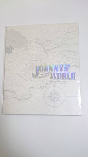 新品 JOHNNYS' World 2020 パンフ SEXY ZONE  ABC-Z