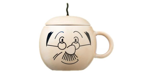 ◆サザエさん展 マグカップ 波平 未使用●認証制限なし グッズの画像