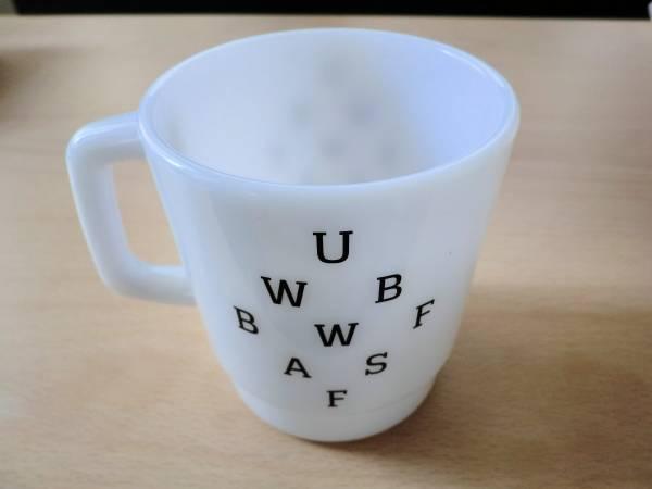 ■未使用■タワレコ特典:Underwolrdマグカップ