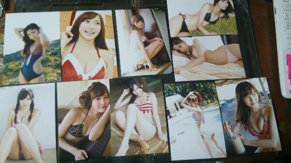 モデル 佐野ひなこフォト10枚セット美品 1