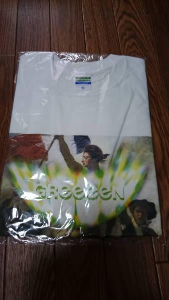 GReeeeN☆Tシャツ☆Mサイズ ライブグッズの画像
