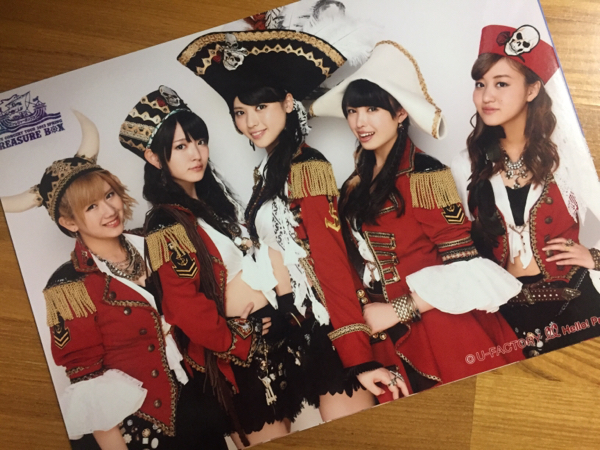 ℃-ute 鈴木愛理 2L 写真 キュート トレジャーボックス ③ ライブグッズの画像
