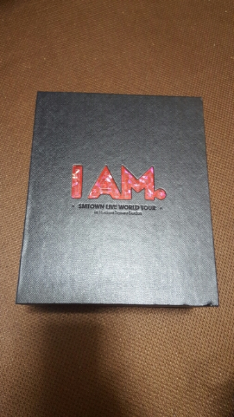 I AM: SMTOWN LIVE WORLD TOUR in Madison Square Garden ライブ