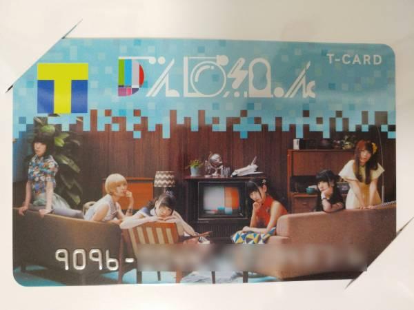 ◆◆ Tカード 【でんぱ組.inc】 ◆◆ 新品・未登録品