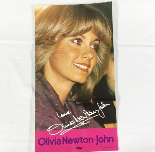 ■オリビア・ニュートンジョン Olivia Newton-John ポスター