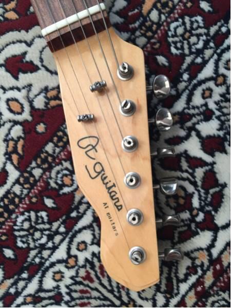 AT guitar バフェイトン 美品