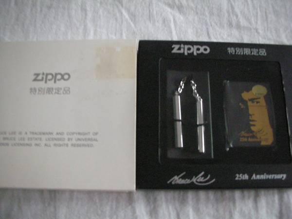 ZIPPO ジッポ ブルースリーC 25周年 特別限定品 新品未使用