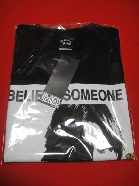 値下 限定 氷室京介 Personal Jesus SENSE Tシャツ 黒 L BSM