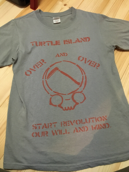 タートルアイランド turtleisland