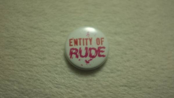 RSR 2011■EOR (entity of rude) 缶バッジ■中村達也