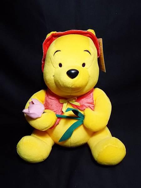 くまのプーさん お花コスチューム チューリップ st2 ディズニーグッズの画像