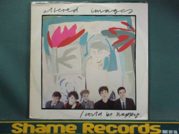 Altered Images : I Could Be Happy // 5点で送料無料 12''_画像1