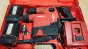 HILTI TE 7-A 充電式ハンマードリル DRS-M集塵機付 3.9Ahx2