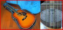 ★YAMAHA L-5S★TOP単板 サンバースト アコースティックギター