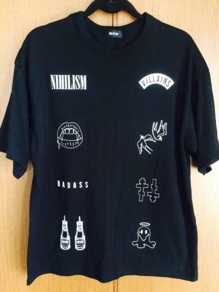 【送込】the GazettE ツアーTシャツ BLACK MORAL ガゼット *F28