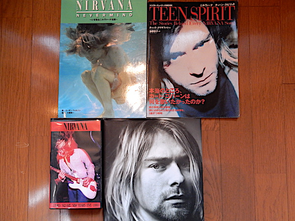 カートコバーントリビュート Kurt Cobain Tribute 他