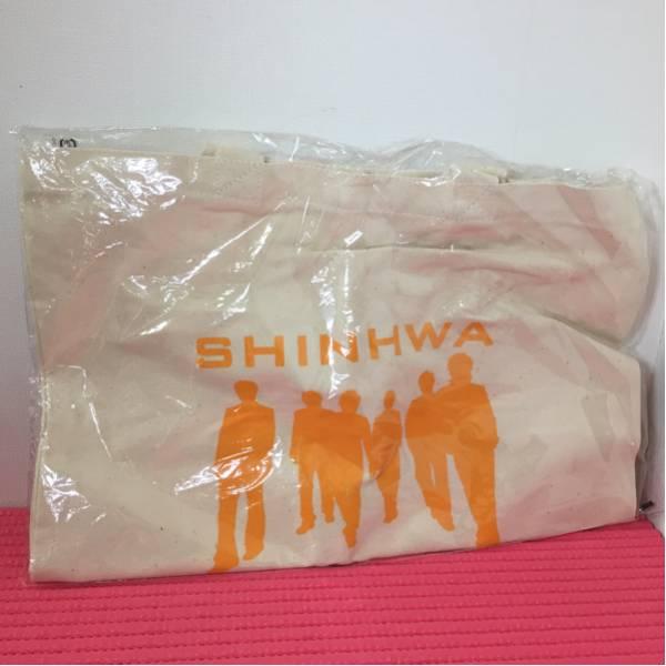 SHINHWA 神話 シンファ トートバッグ コンサートグッズの画像