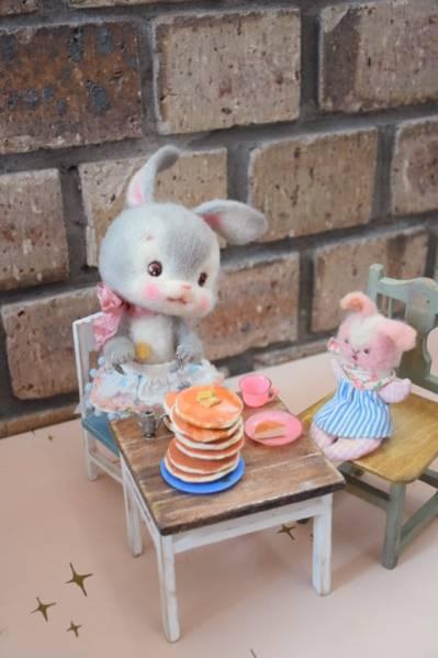 パンケーキとうさぎ  ~ribo~_画像2