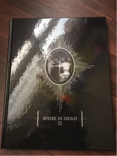 【美品】HYDE IS DEAD 写真集