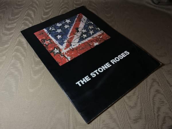 STONE ROSES 1995 ツアーパンフ ストーンローゼズ 検索:CD DVD LP 写真集