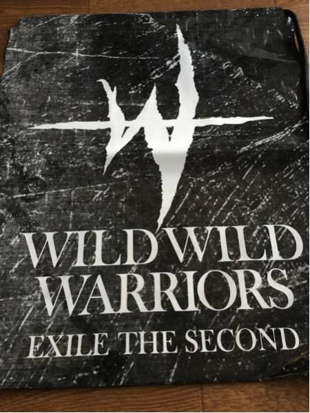 EXILE THE SECOND ビニールバッグ WWW 2016 グッズ 黒木啓司