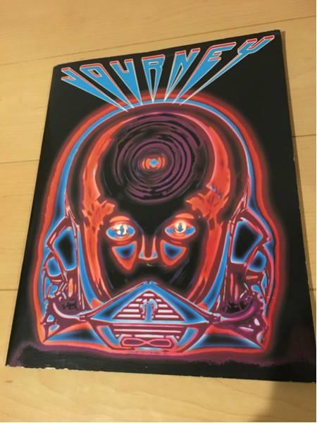 □ JOURNEY/ジャーニー/日本公演/パンフレット/1983年/第4弾