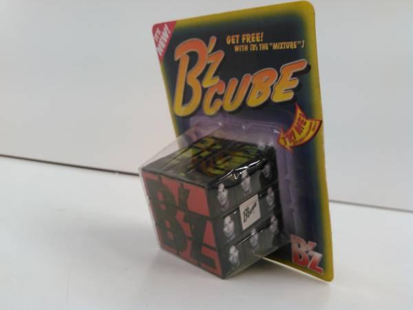 未開封 B'z CUBE ルービックキューブ B'z The Mixture 非売品