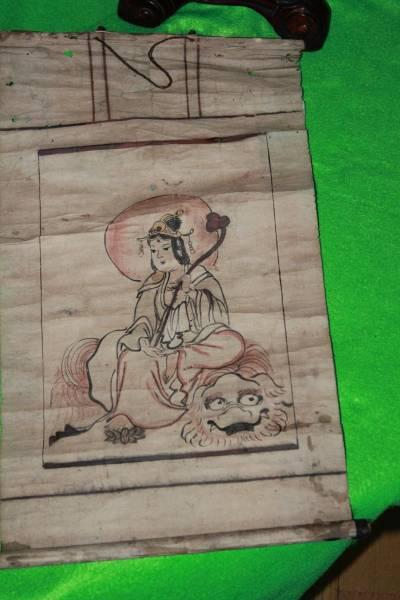 K-120古い仏画_画像2