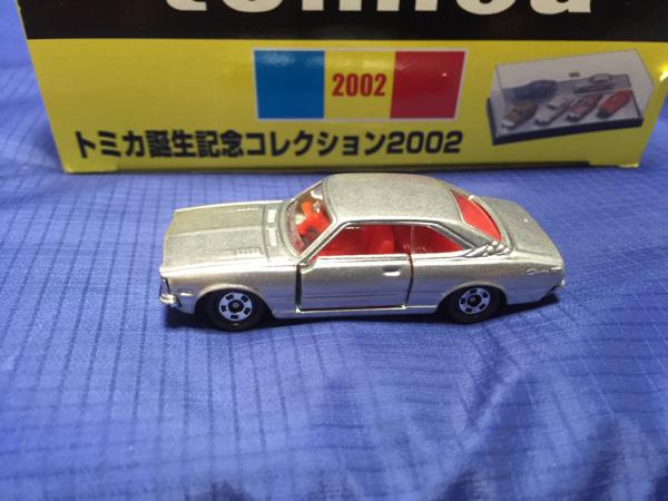 トミカ誕生記念コレクション2002■トヨタ コロナ 2000GT_★外箱は付きません。