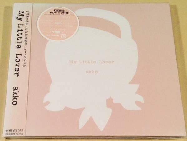 新品CD(デジパック・初回盤)▲My Little Lover / akko▲未開封品_画像1