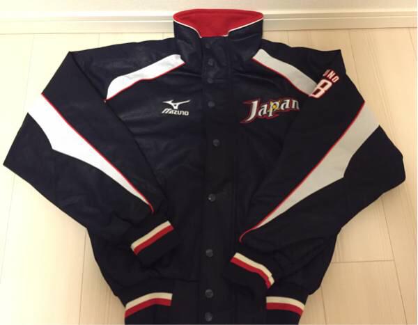 北京オリンピック 女子ソフト日本代表 グラウンドコート 支給品