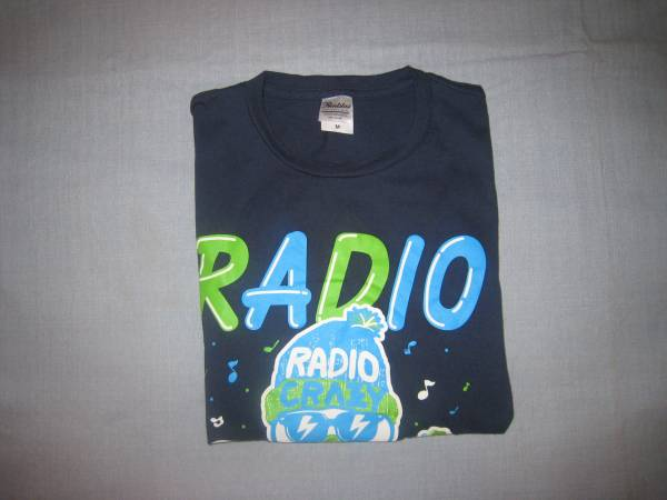 FM802 RADIO CRAZY 2015 Tシャツ