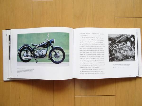 洋書◆BMWバイク写真集 R32 R63 R2 R12 R90 R75 R60 K1 R69_画像2