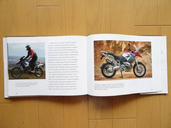 洋書◆BMWバイク写真集 R32 R63 R2 R12 R90 R75 R60 K1 R69_画像3