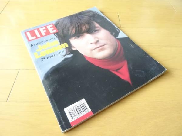 洋書◆ジョン・レノン写真集 本 25周年メモリアル ビートルズ