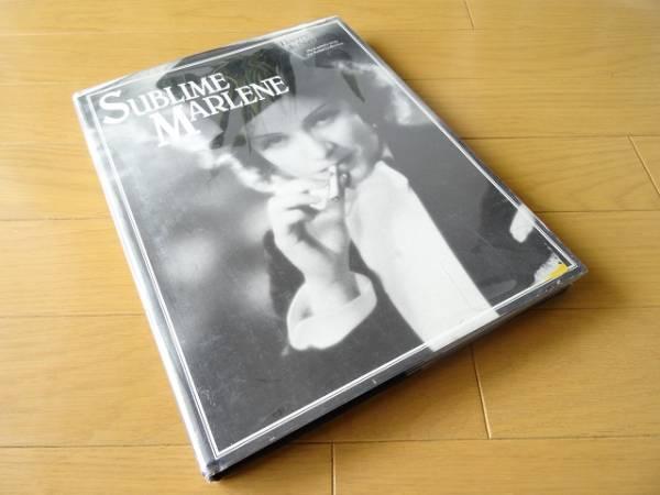 洋書◆マレーネ・ディートリヒ写真集