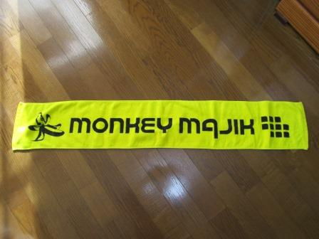 MONKEY MAJIK タオル